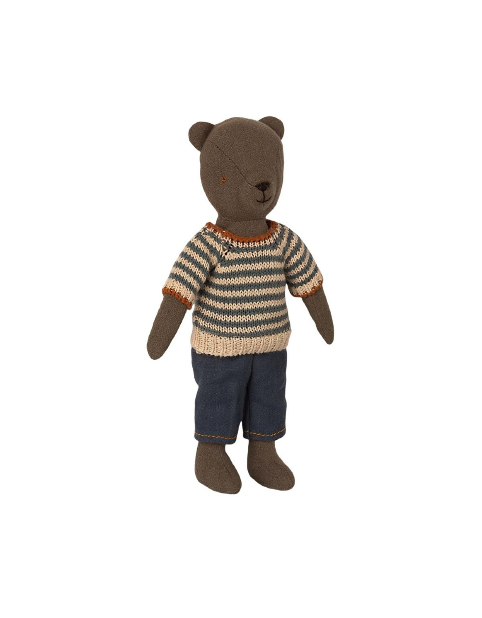 Maileg Blouse and Shorts for Teddy Dad