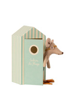 Maileg Beach Mouse - Big Brother Mouse in Beach House