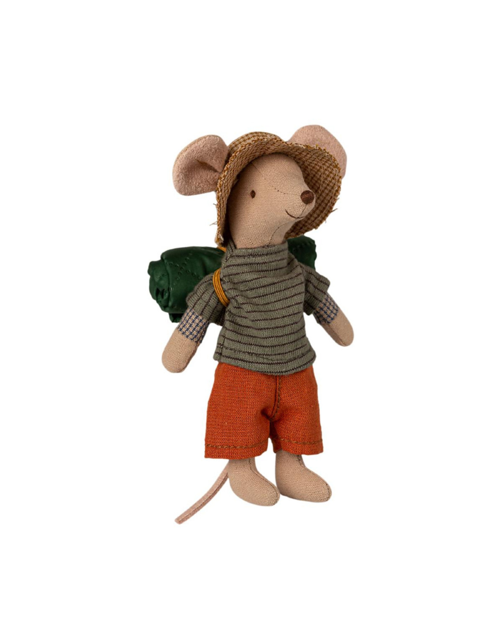 Maileg Big Brother Mouse Hiker
