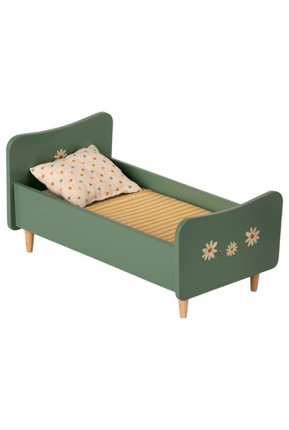 Wooden Bed Mini - Blue