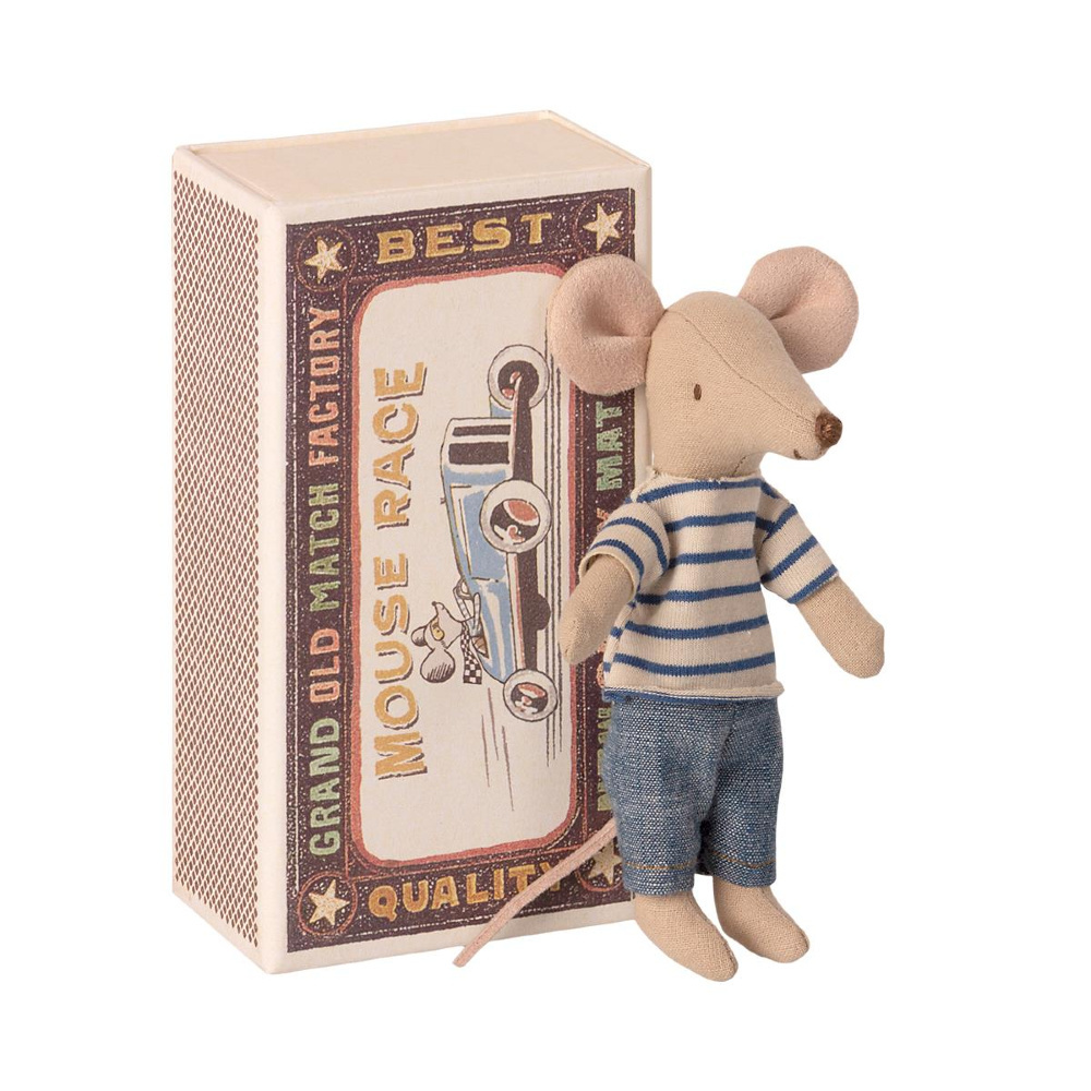 Big Brother Mouse 5 in Matchbox-1