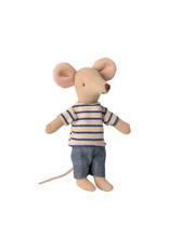 Maileg Big Brother Mouse 5 in Matchbox