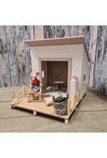 Project Dollhouse Beach House Precious Pink
