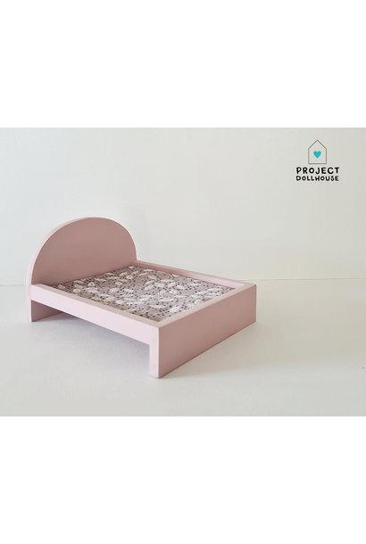 Bed voor Maileg muisjes Groot - Precious Pink