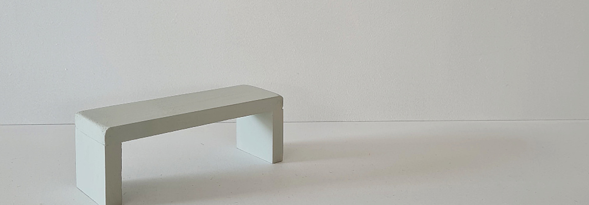 Side Table for Maileg Bed - Gentle Green