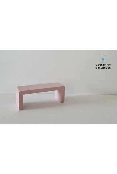 Side Table for Maileg Bed - Precious Pink