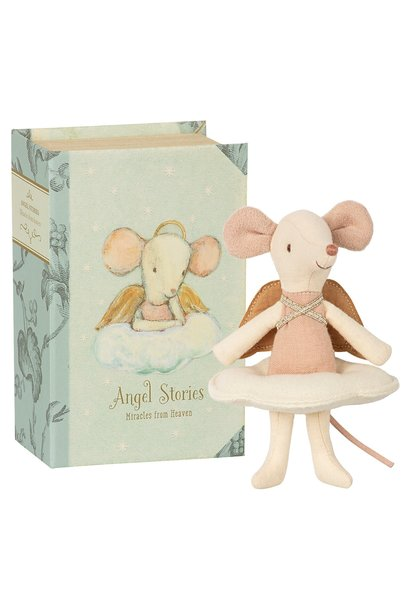 Big Sister Mouse in Book