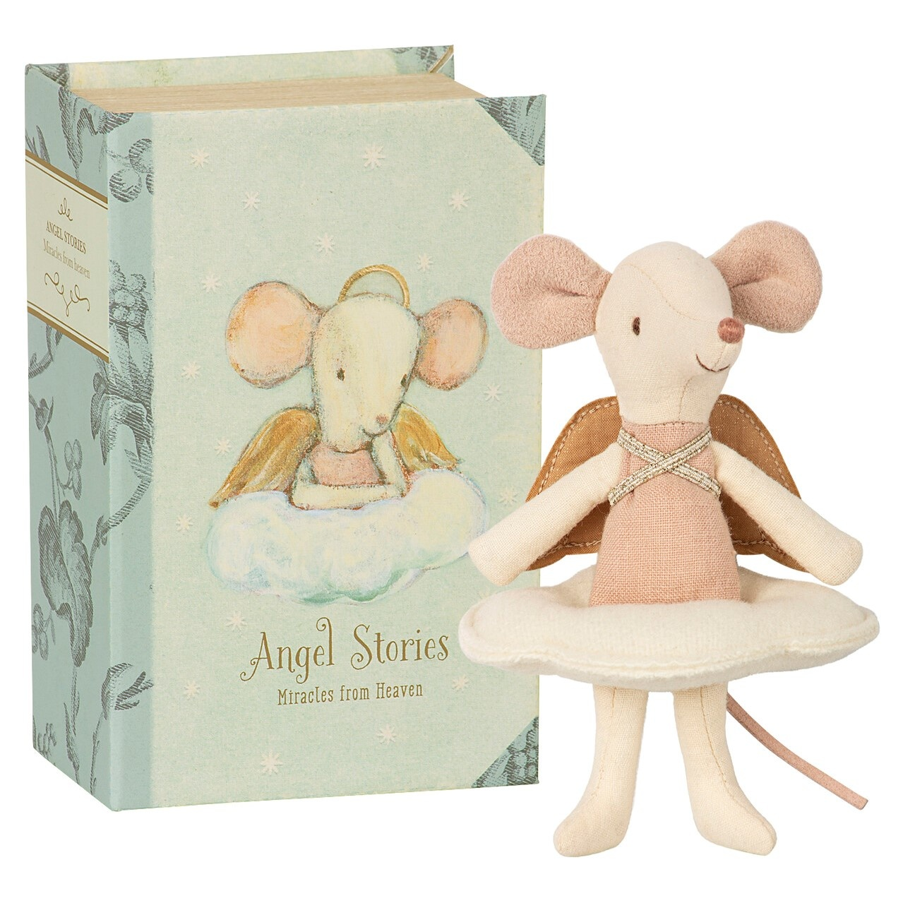 Big Sister Mouse in Book-1