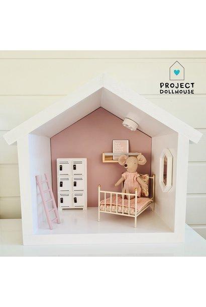 Mini Dollhouse House