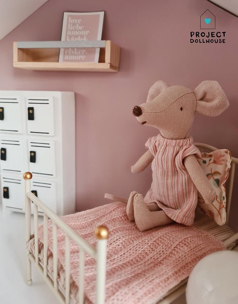 Mini Poppenhuis Huisje-6