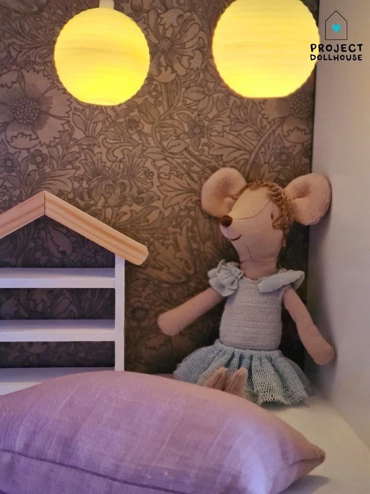 Mini Dollhouse Rectangle-9