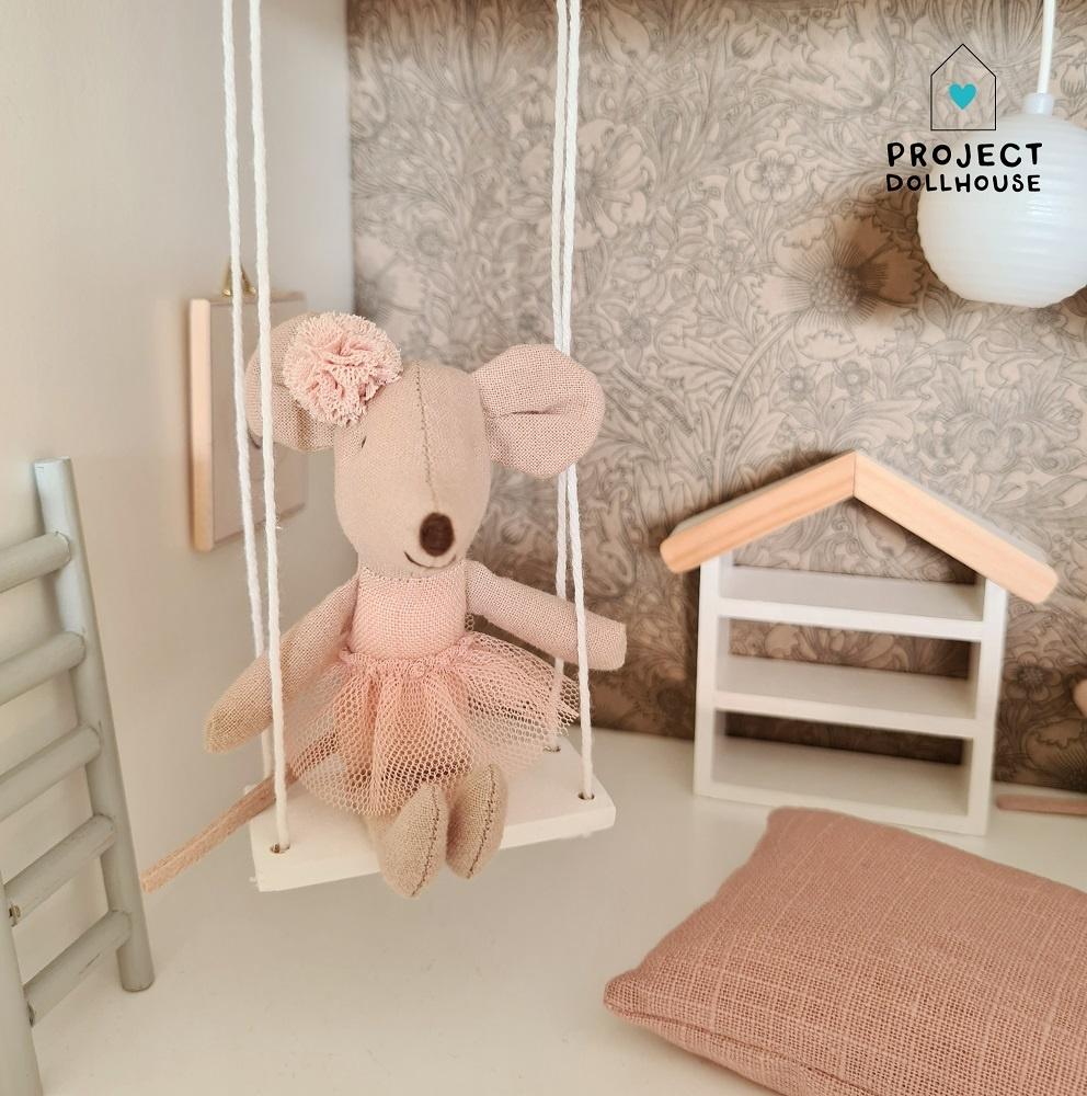 Dollhouse swing-1