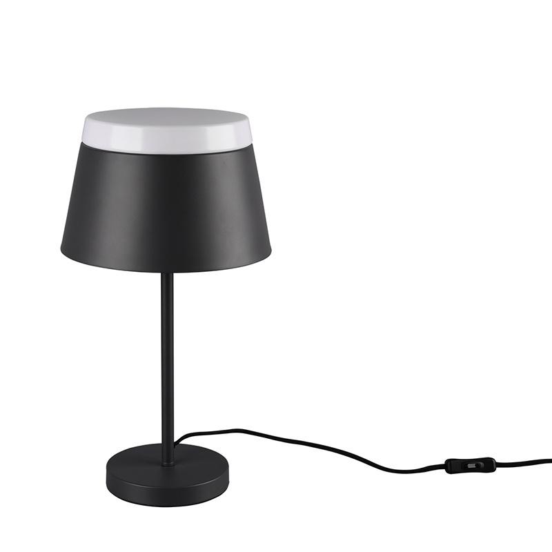 Tafellamp Baroness - Metaal - Antraciet