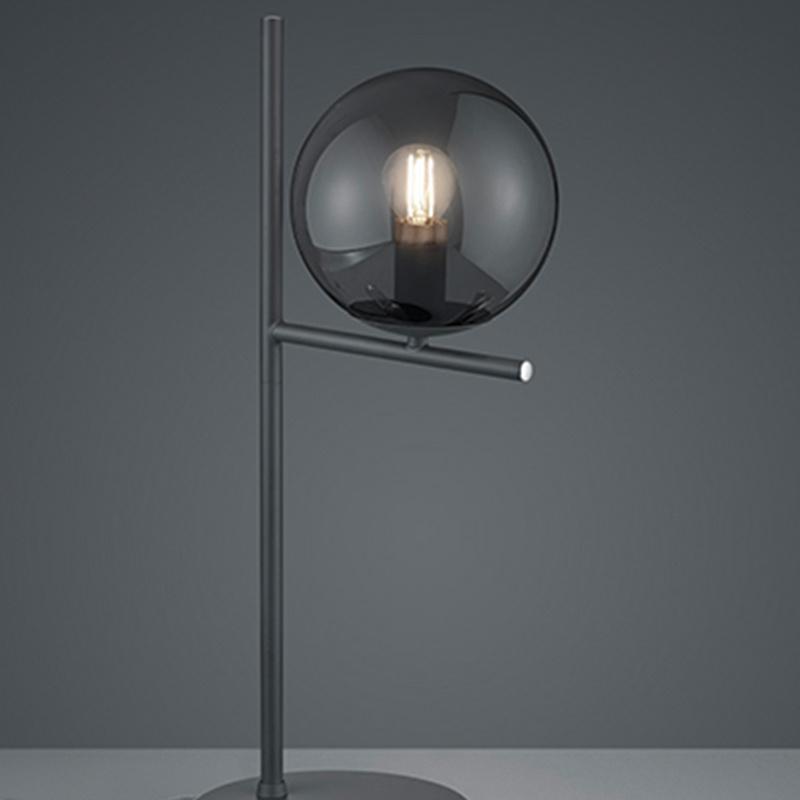 Tafellamp Pure - Metaal - Antraciet