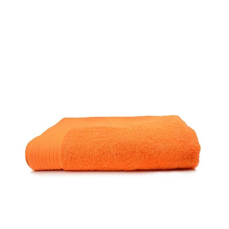 2-PACK: Badhanddoek 70 x 140 cm - Classic - Oranje