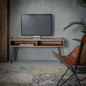 Easyfurn Tv Meubel.Tv Meubels Hout Woonq