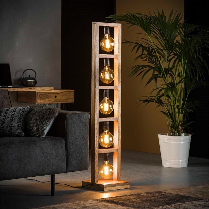 Vloerlamp Appleton - 5 Lichts