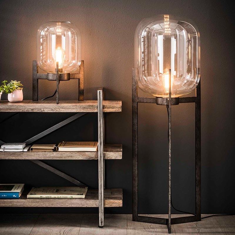 Vloerlamp Colin - Metal