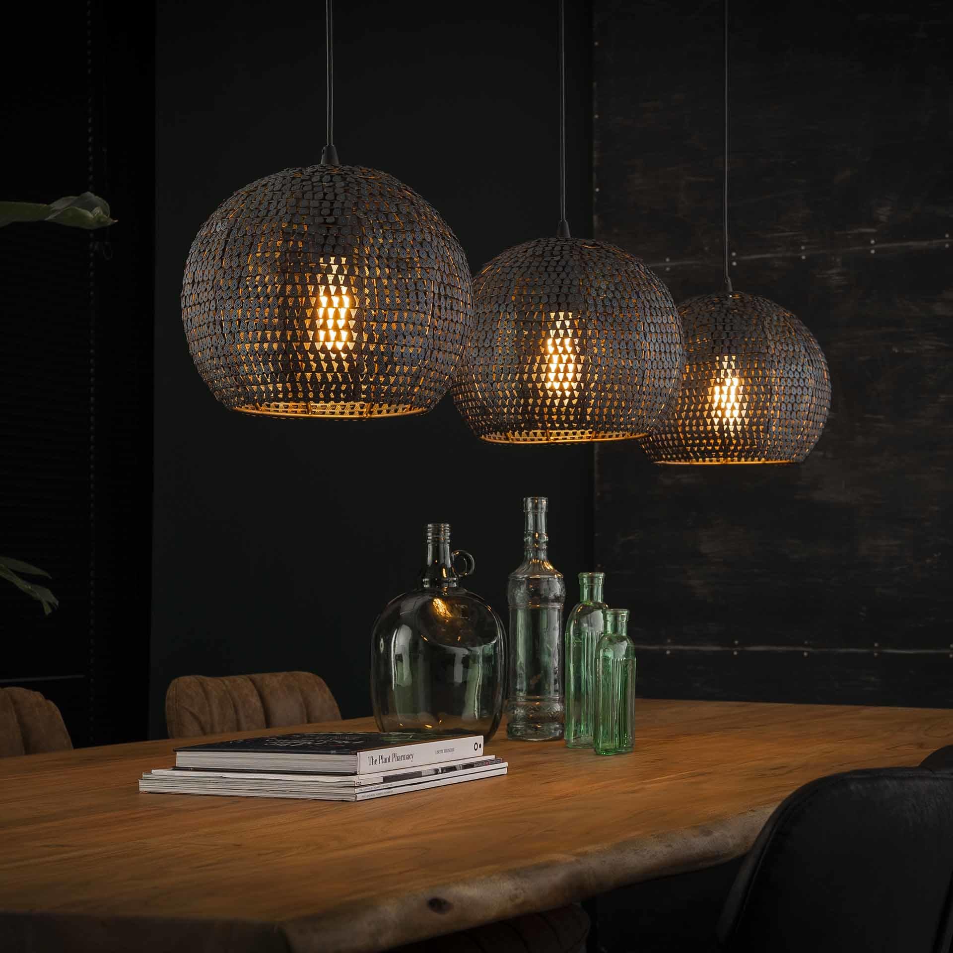 Hanglamp Melissa- 3L - Rond