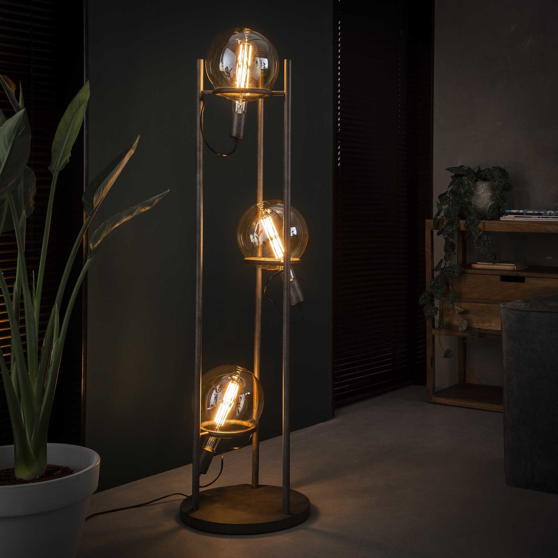 Vloerlamp Russi - 3L
