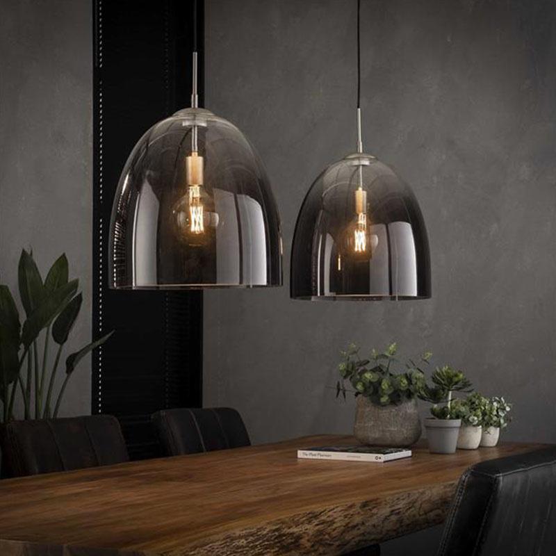 Hanglamp Pula - 2L - Transparant