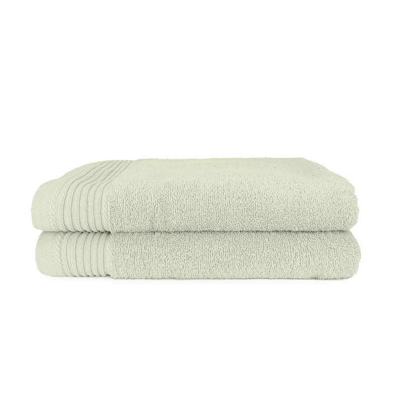 2-PACK: Handdoek Basic - 70 x 140 cm - Creme