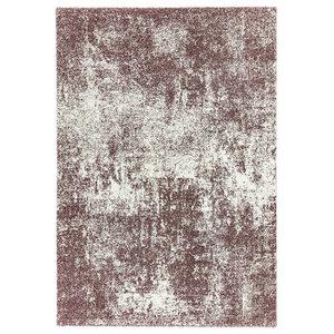 WoonQ-Vloerkleed Dream - Lavendel/CremeEasy Living-aanbieding