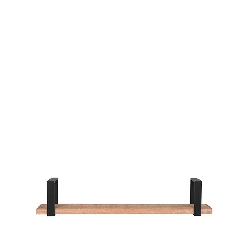 Wandplank Slam - Zwart