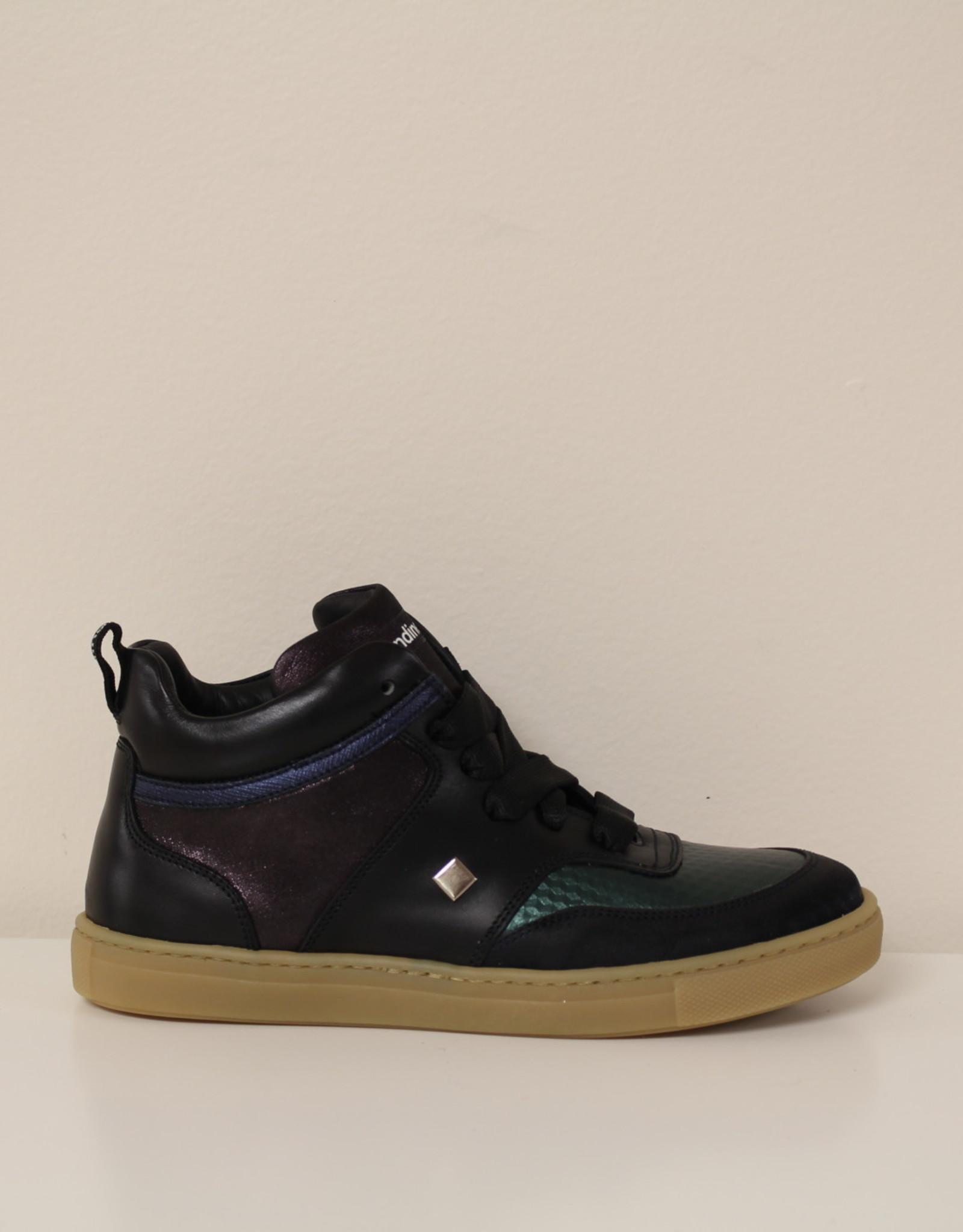 Rondinella 11376 groen zwart