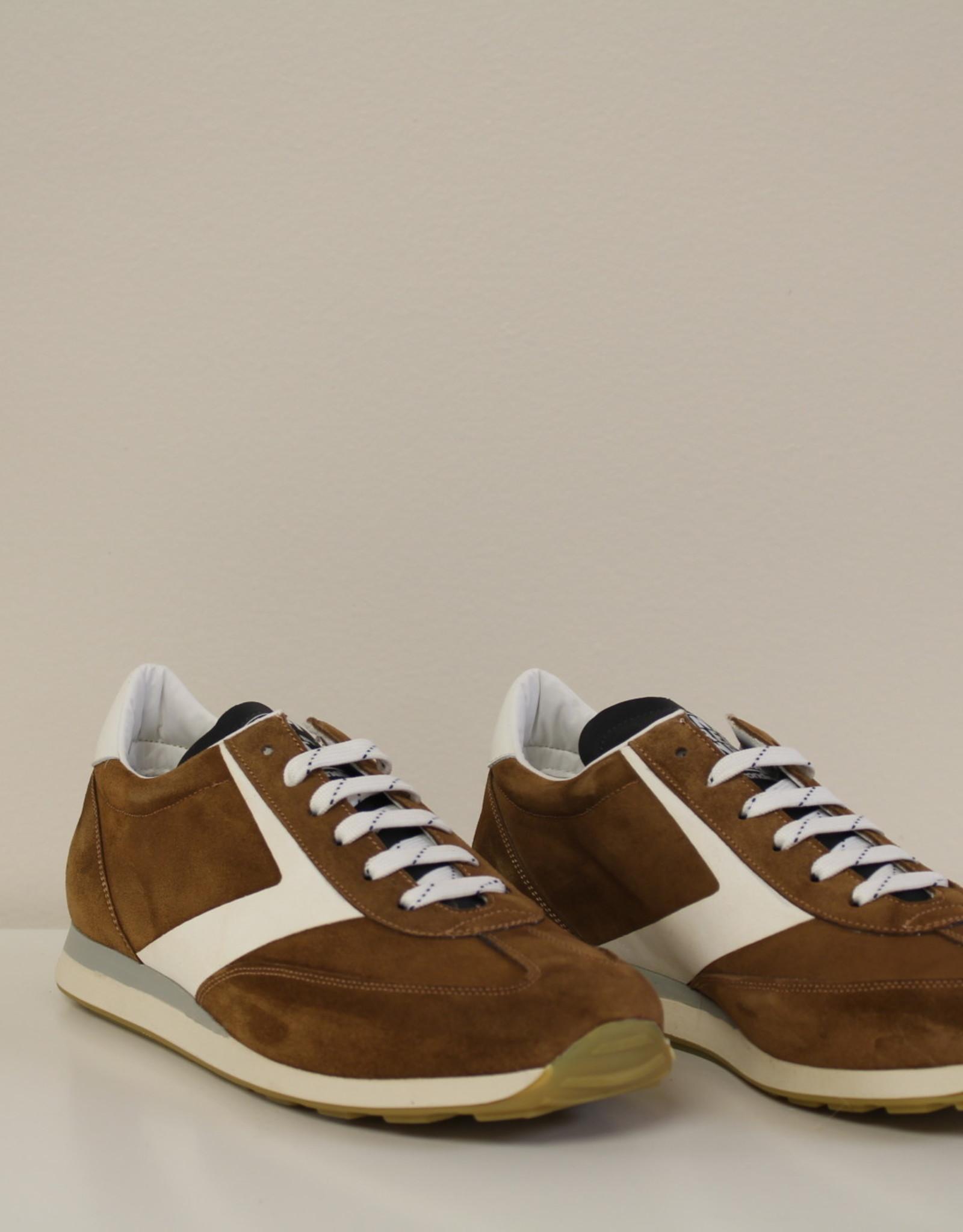 Rondinella 11526 basket bruin wit