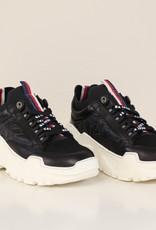 Rondinella 11570 zwarte sneaker