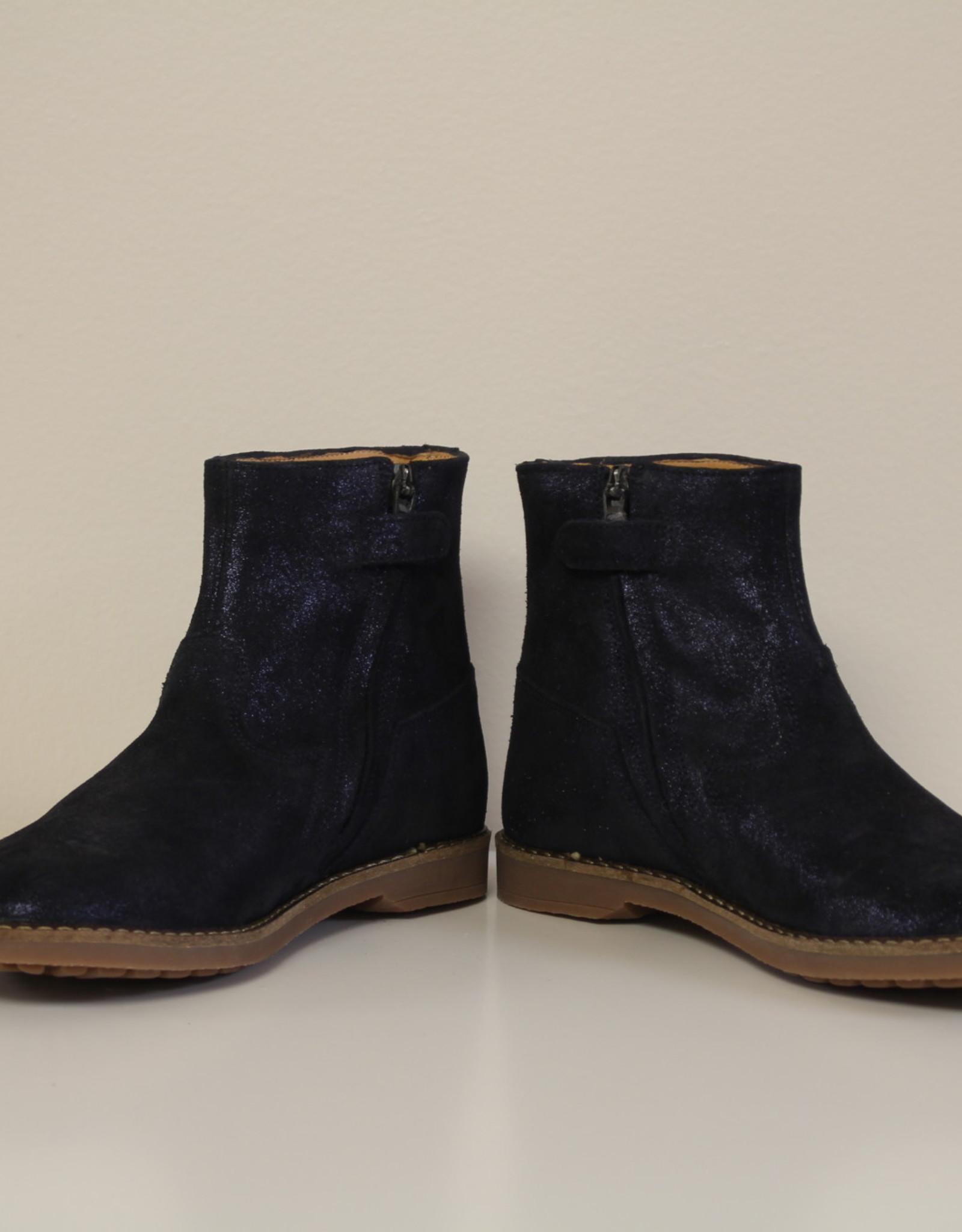 Pom d'Api Trip boots velours