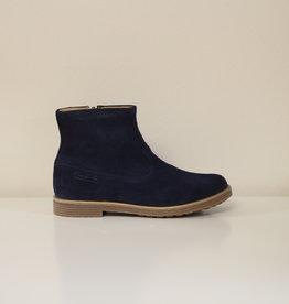 Pom d'Api Trip Rolls boots velours marine
