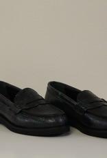 Gallucci J20177AMAFWB372 loafer blauw/zwart
