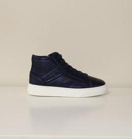 Hogan HXC3400K371LOYU807 hoge sneaker donkerblauw