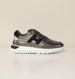 Hogan HXC3710AP30M9F667E sneaker taupe