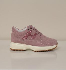 Hogan HXR00N00240M9ZM401 sneaker roze