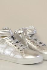 Momino hoge sneaker rits/velcro/veters