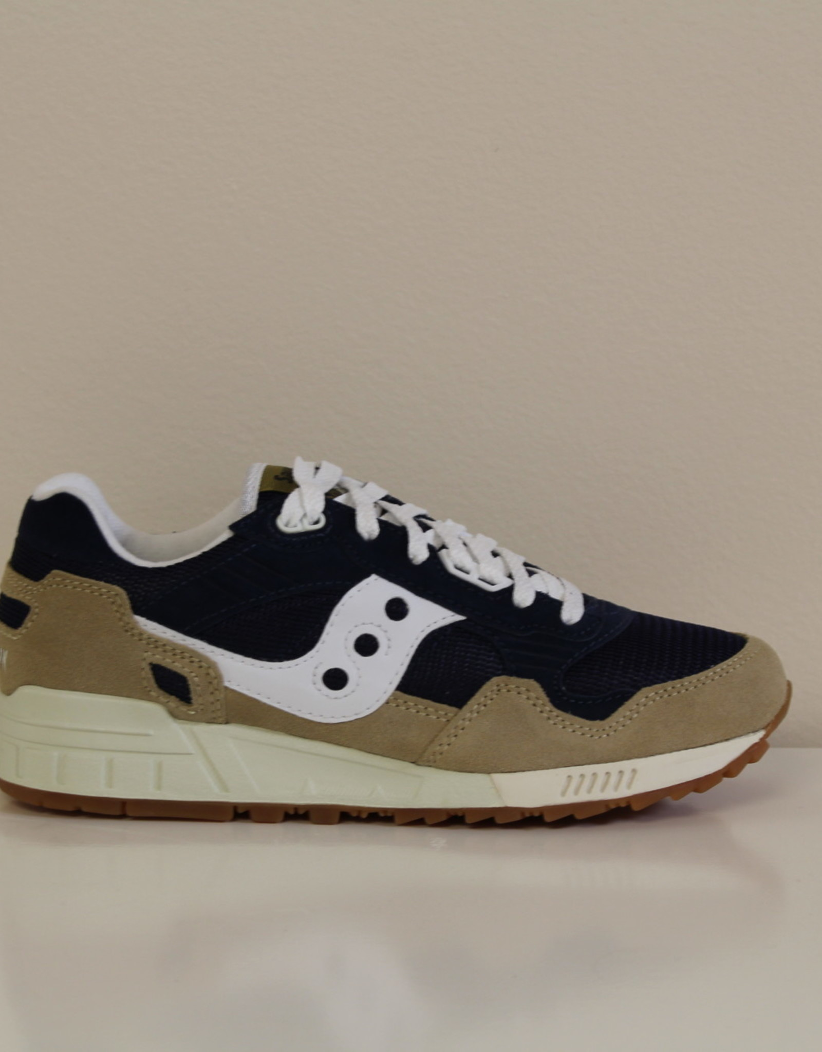 Saucony S704-04-20 shadow 5000 tan/navy/white
