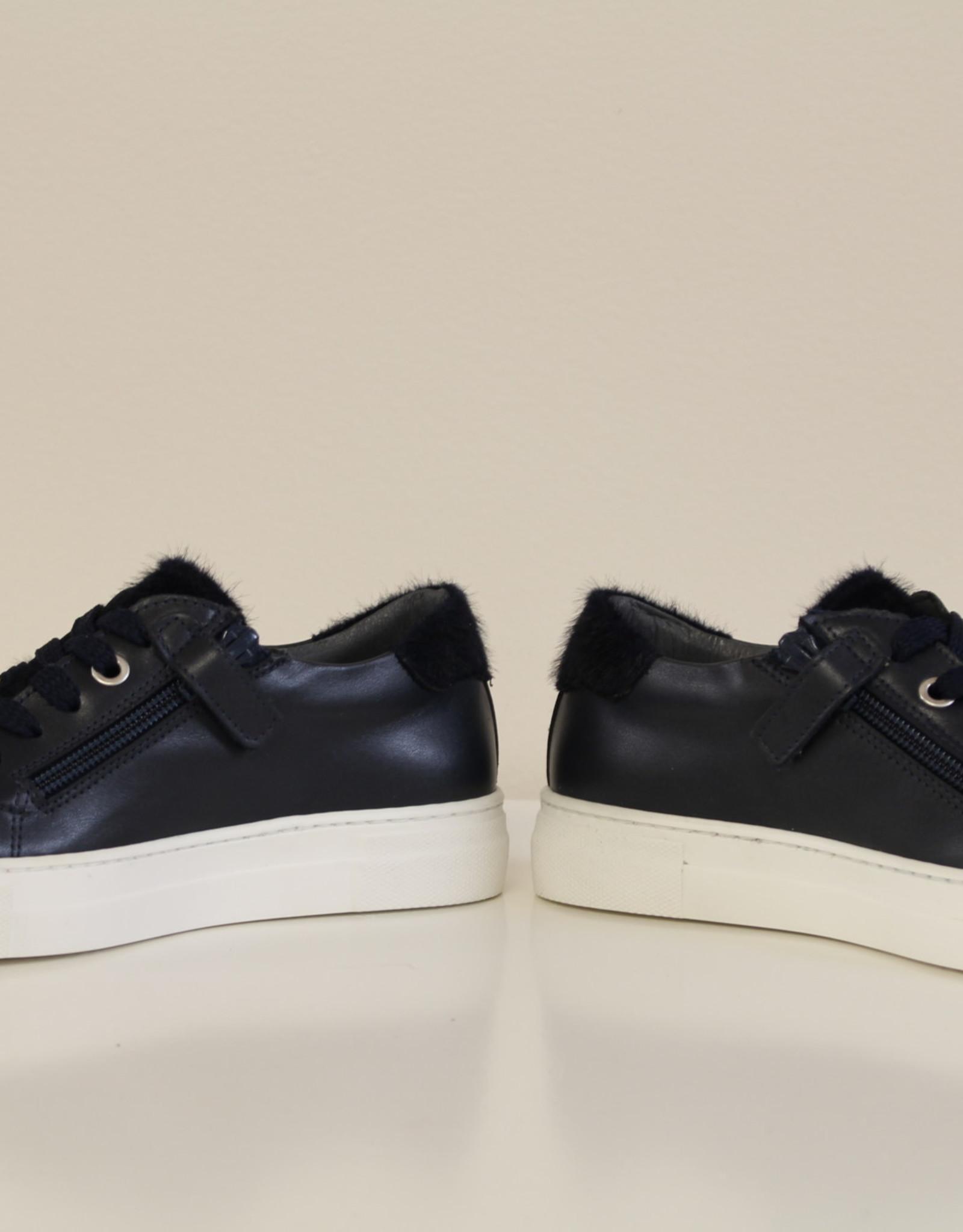 La Triboo 8706 blauwe sneaker