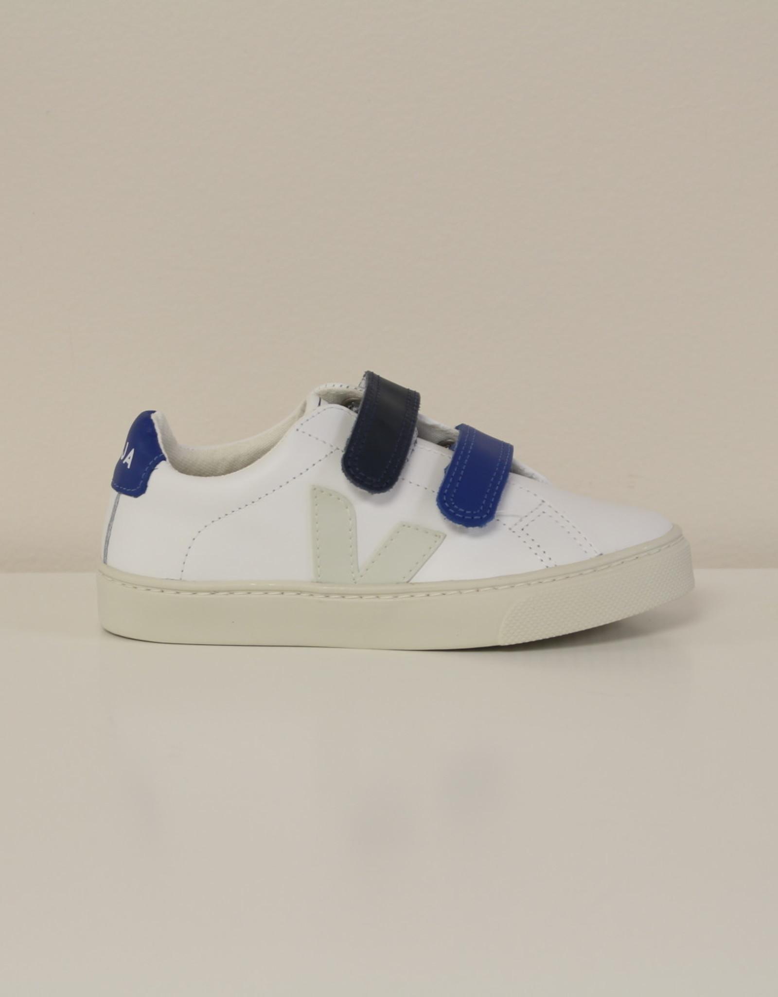VEJA RSJV021794 wit blauw velcro