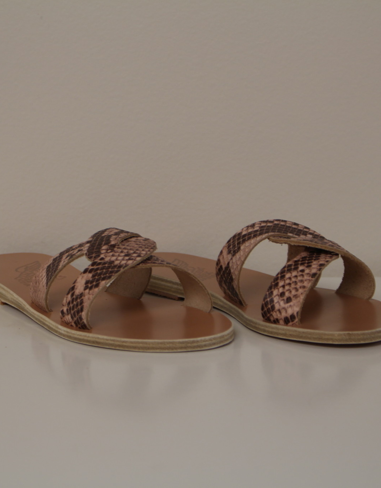 Ancient Greek Sandals desmos python nude