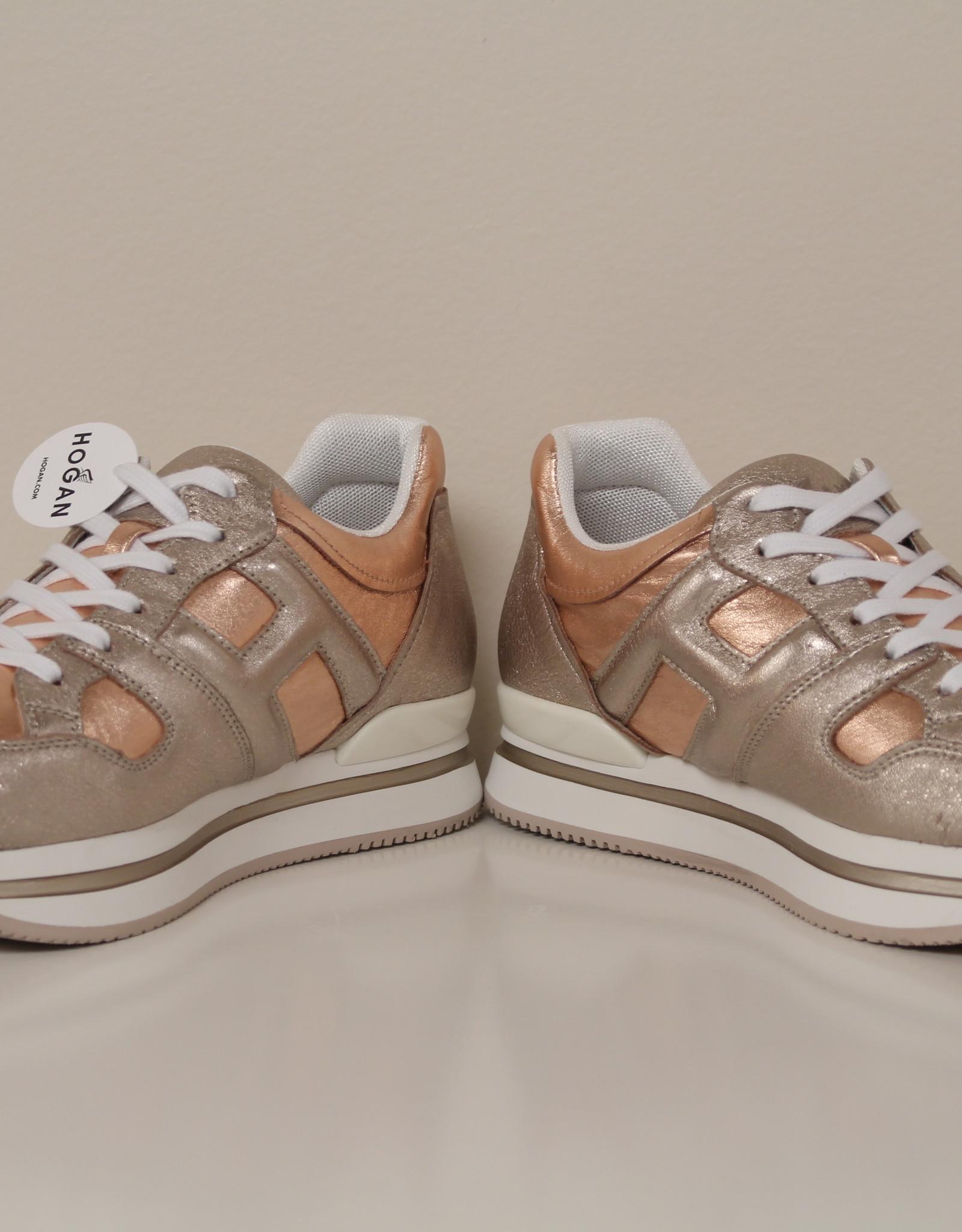 Hogan HXR2220T548NMJZL99 roze sneaker