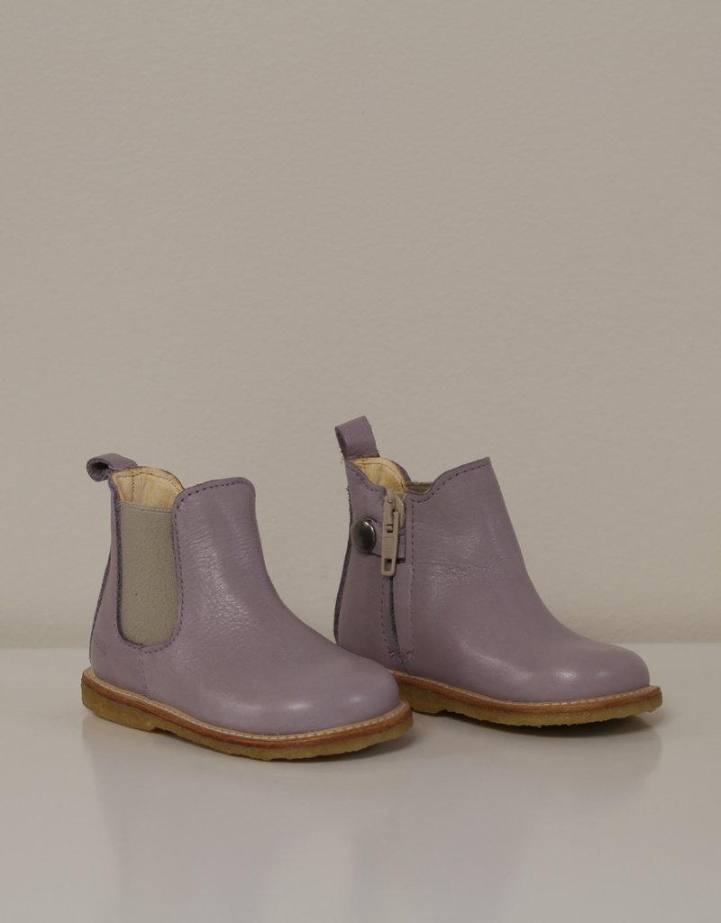 Angulus 6025-101 starter chelsea boot lila