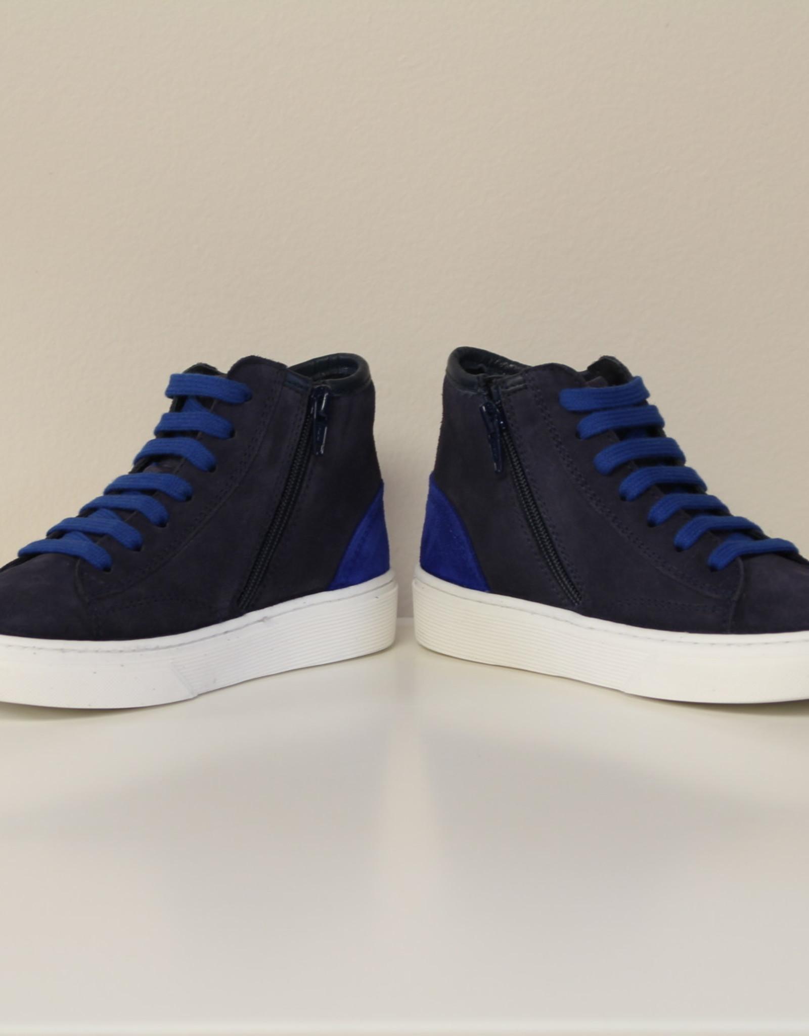 Hogan HXC3400K371HB9793Y blauwe sneaker