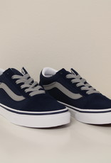 Vans old skool dress bleus/drizzle veter