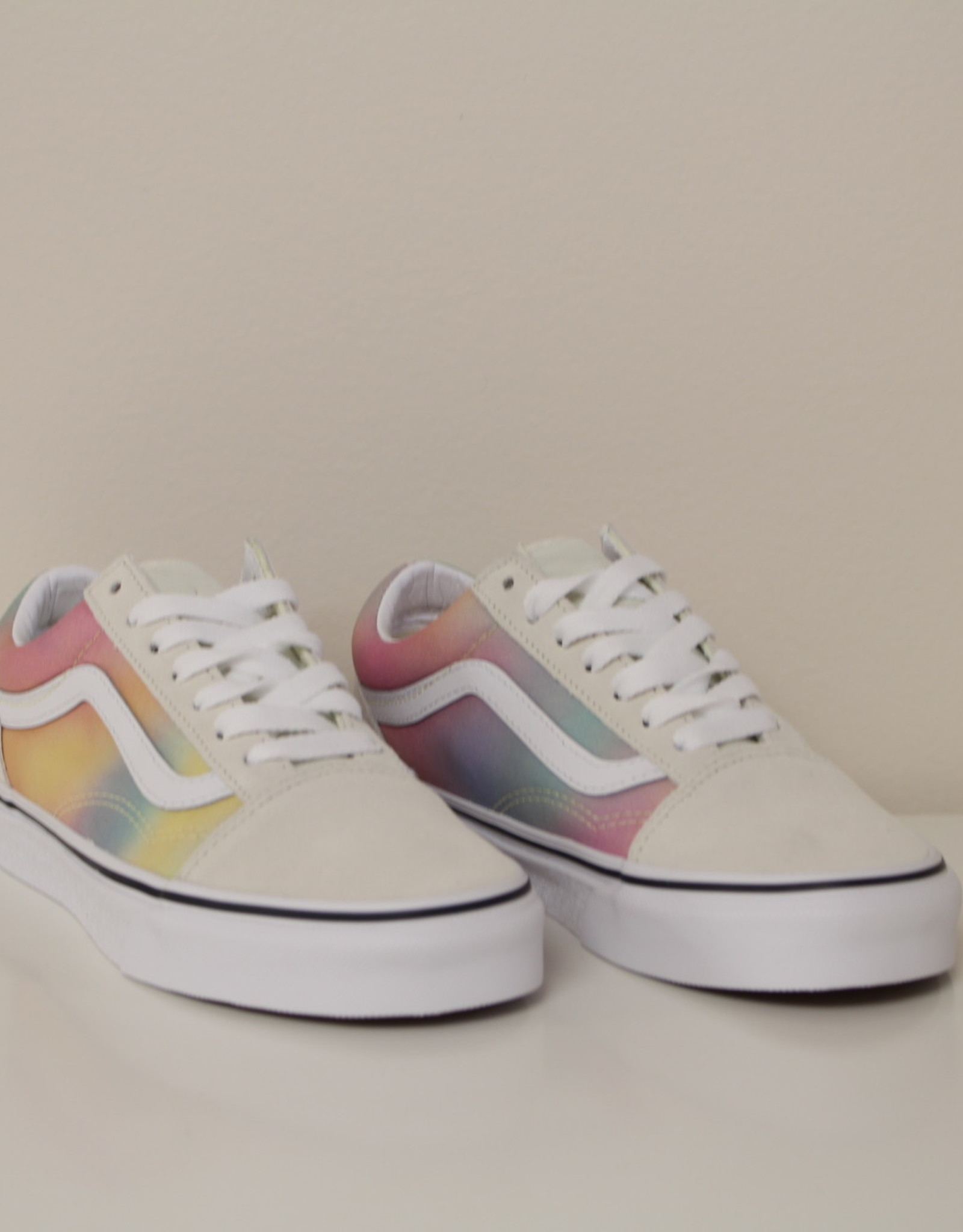 Vans UA old skool multi pastel