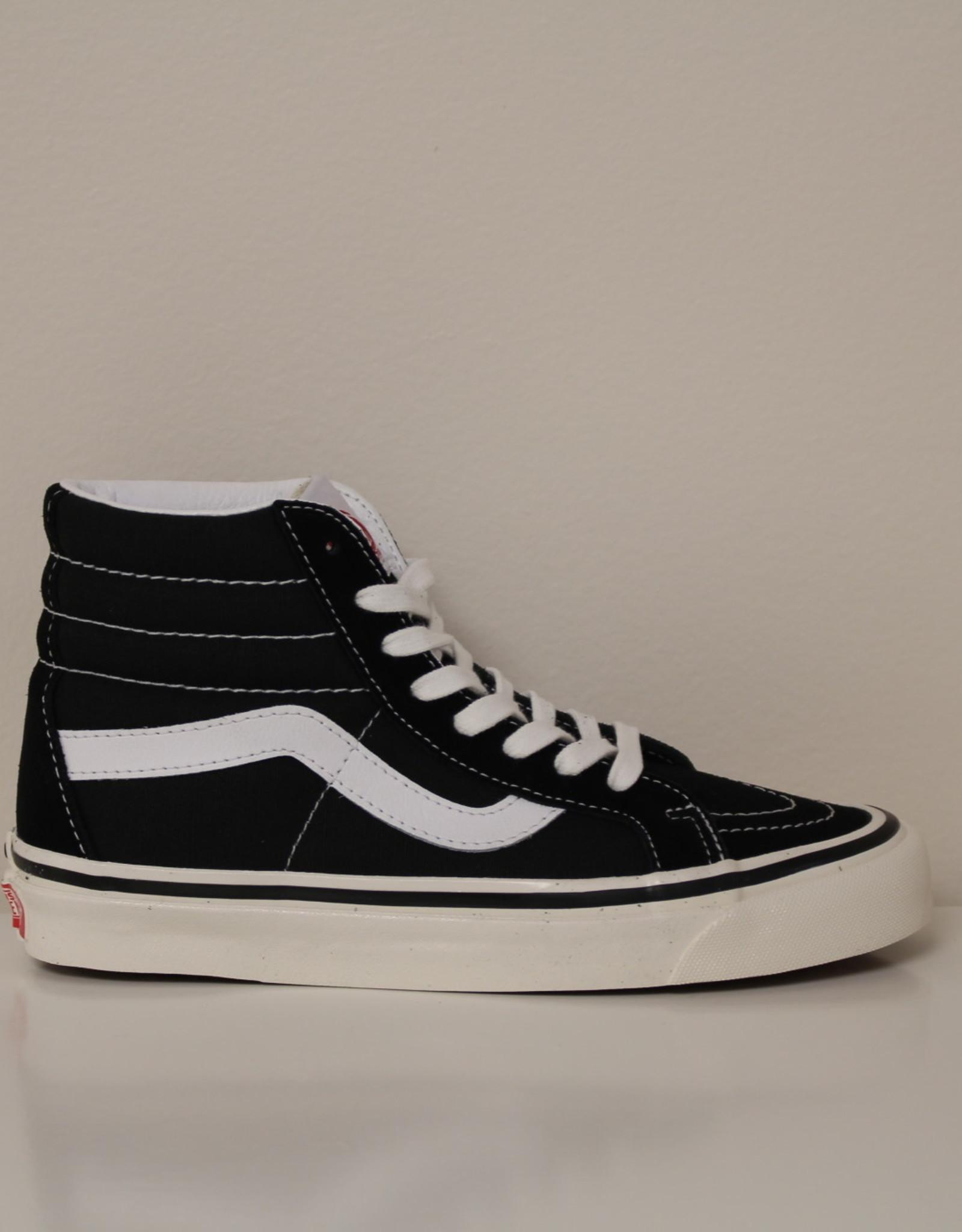Vans UA SK8 hoge zwarte sneaker