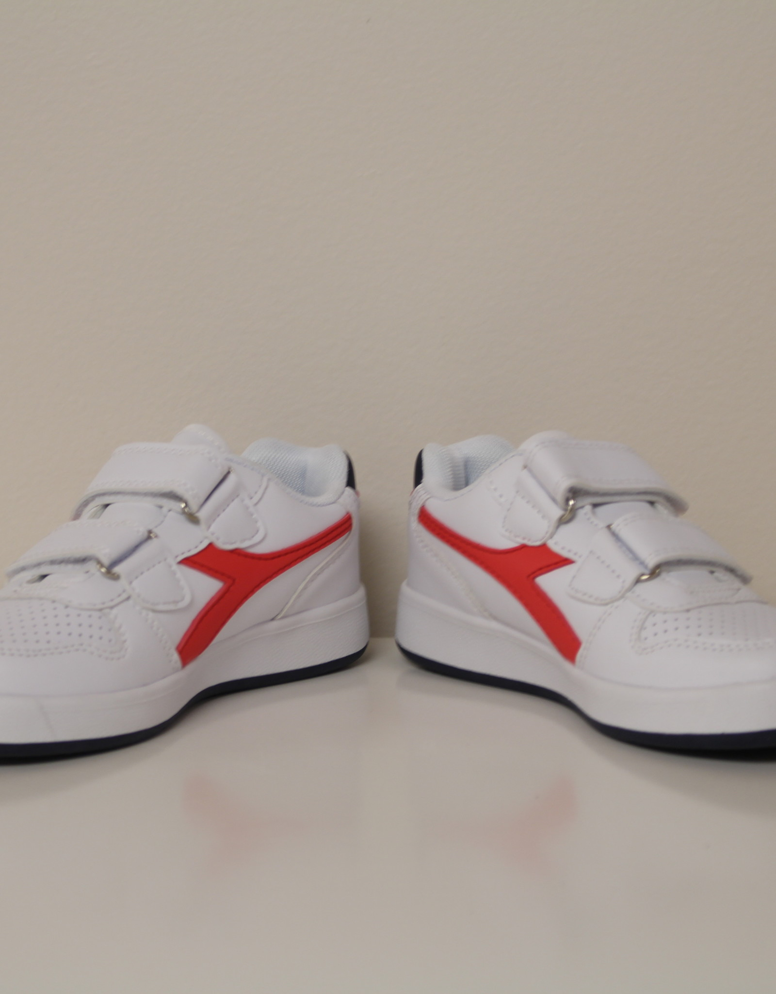Diadora 101.173301 Playground GS white/red