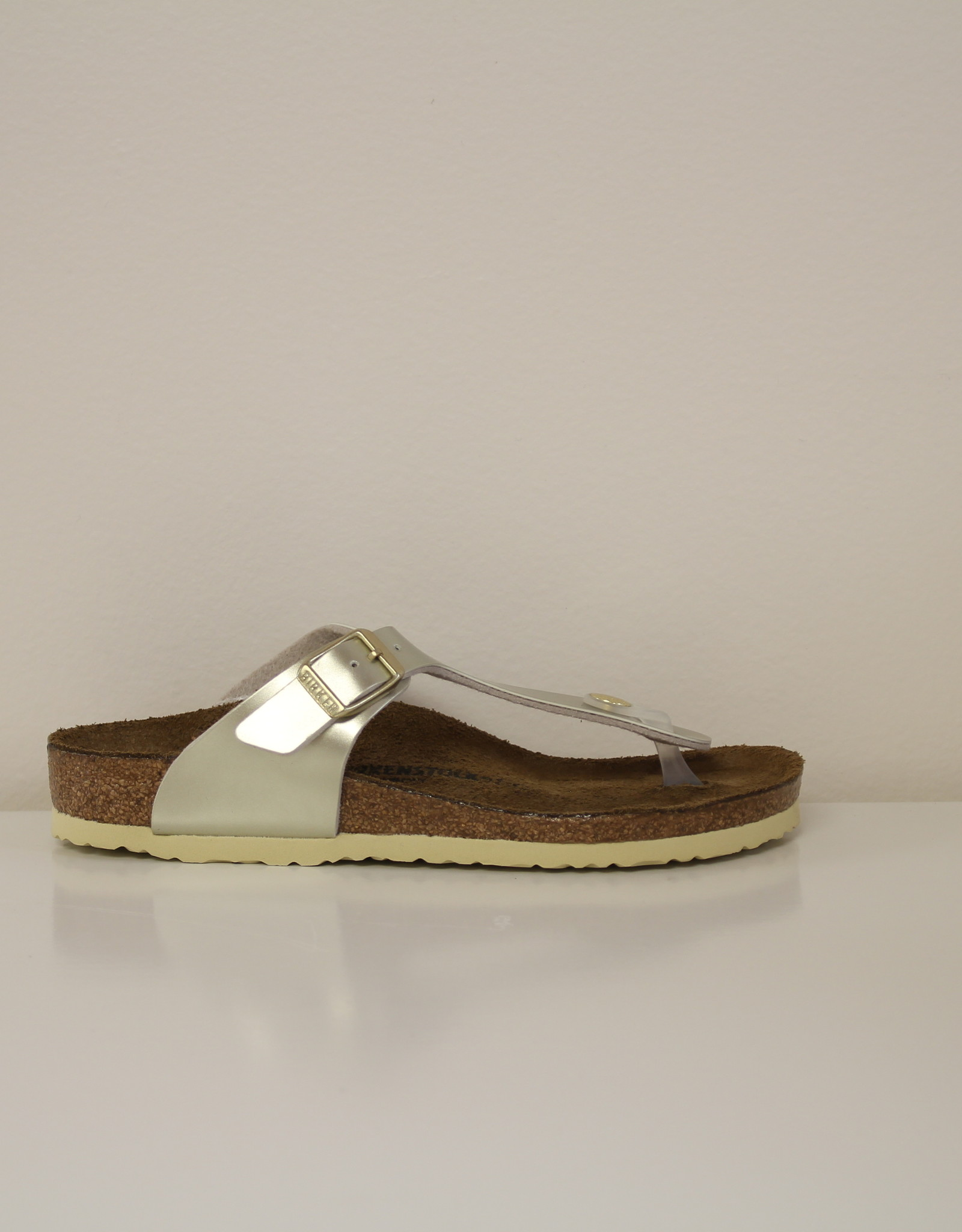 Birkenstock Gizeh BF Electric metallic Gold
